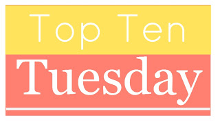 Top Ten Tuesday: Diverse Characters
