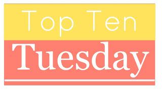 Top Ten Tuesday Freebie: Potter Binge Highlights